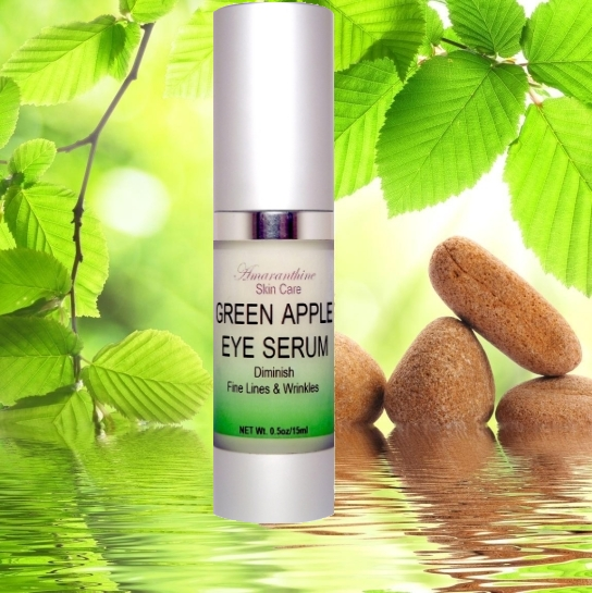Green Apple Eye Serum Water Relax Amaranthine Skin Care