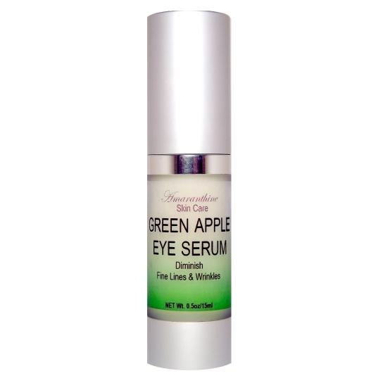 Green Apple Eye Serum bottle Amaranthine Skin Care