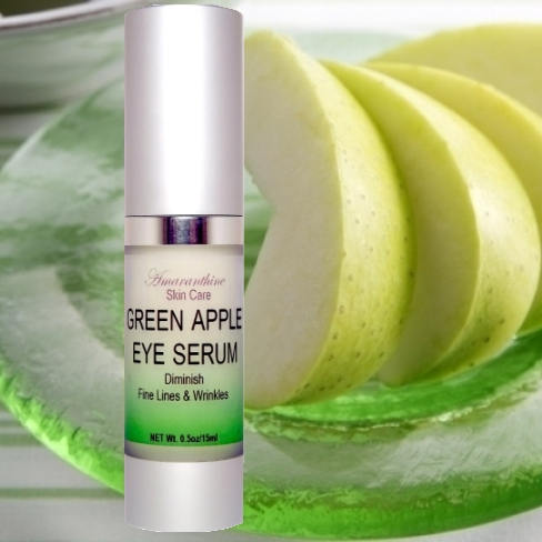 Green apple new apples Amaranthine Skin Care