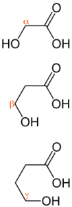 Alpha Hydroxy Acids