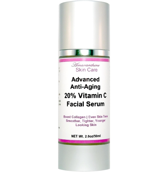Advanced Anti-Aging Vitamin C Facial Serum