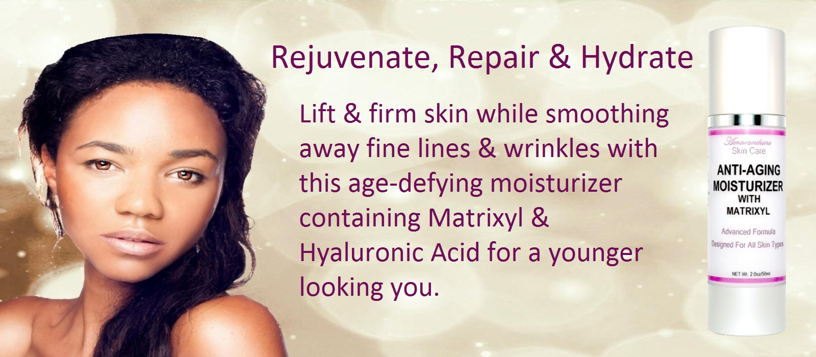 Anti-Aging Moisturizer With Matrixyl